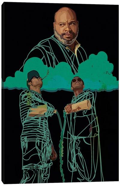 RIP Uncle Phil  Canvas Art Print