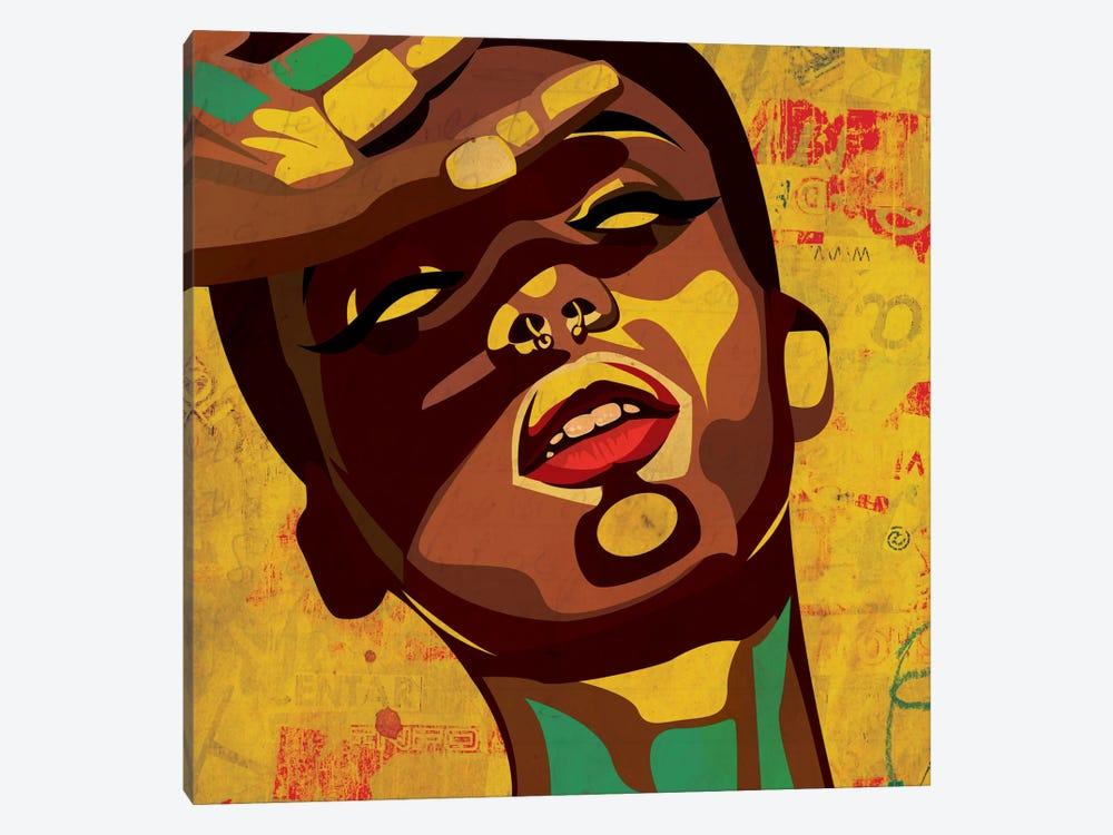 Hannah I by Dai Chris Art 1-piece Canvas Art Print