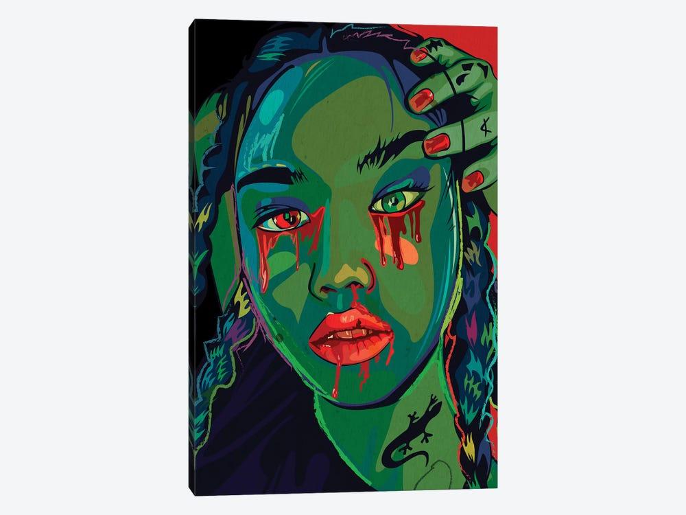 Me Loves Me A Lot by Dai Chris Art 1-piece Canvas Art