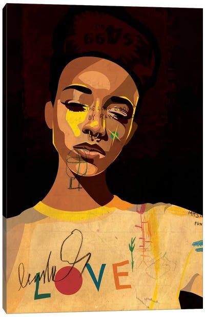 Hannah II Canvas Art Print