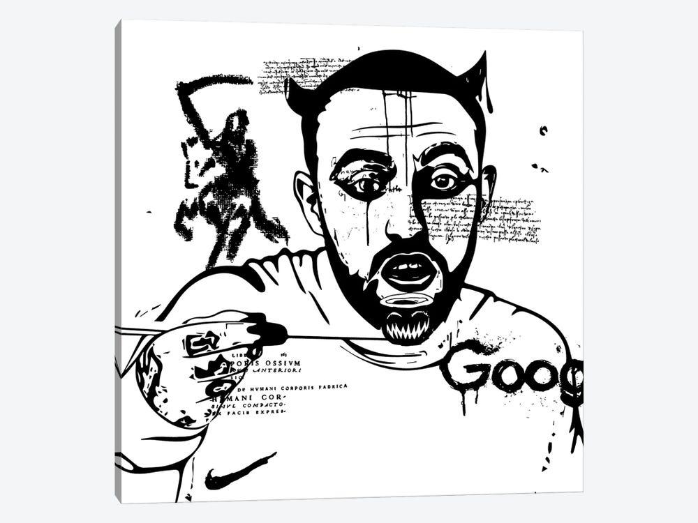 Mac 2020 by Dai Chris Art 1-piece Canvas Art