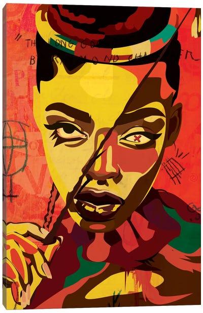 Kaji VI Canvas Art Print