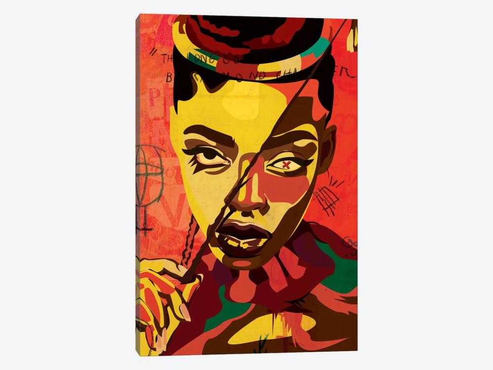 Kaji VI by Dai Chris Art 1-piece Canvas Art Print