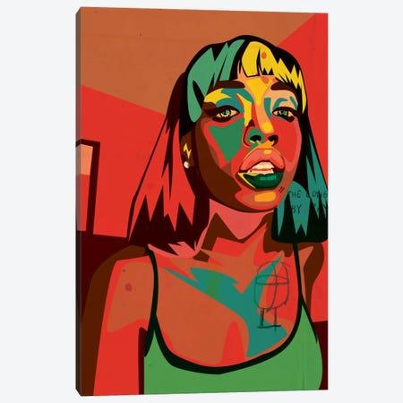 Marnue I Canvas Print #DCA26} by Dai Chris Art Canvas Print