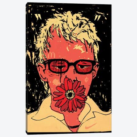 Thom York Icons Canvas Print #DCA273} by Dai Chris Art Canvas Print
