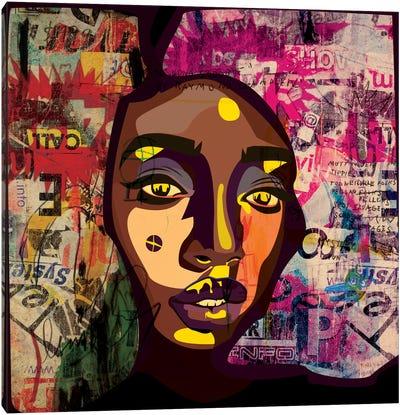 Marnue V Canvas Art Print