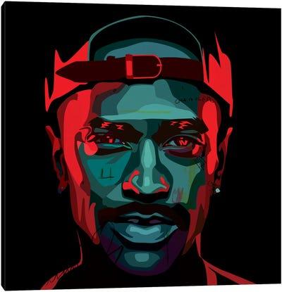 Big Sean I Canvas Print #DCA44