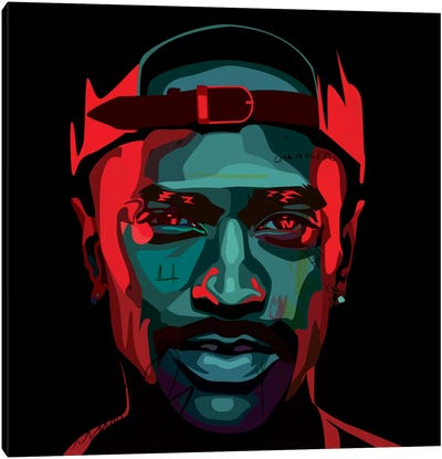 Big Sean I Canvas Art Print