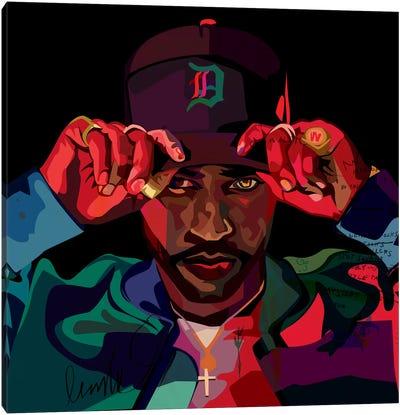 Big Sean II Canvas Print #DCA45