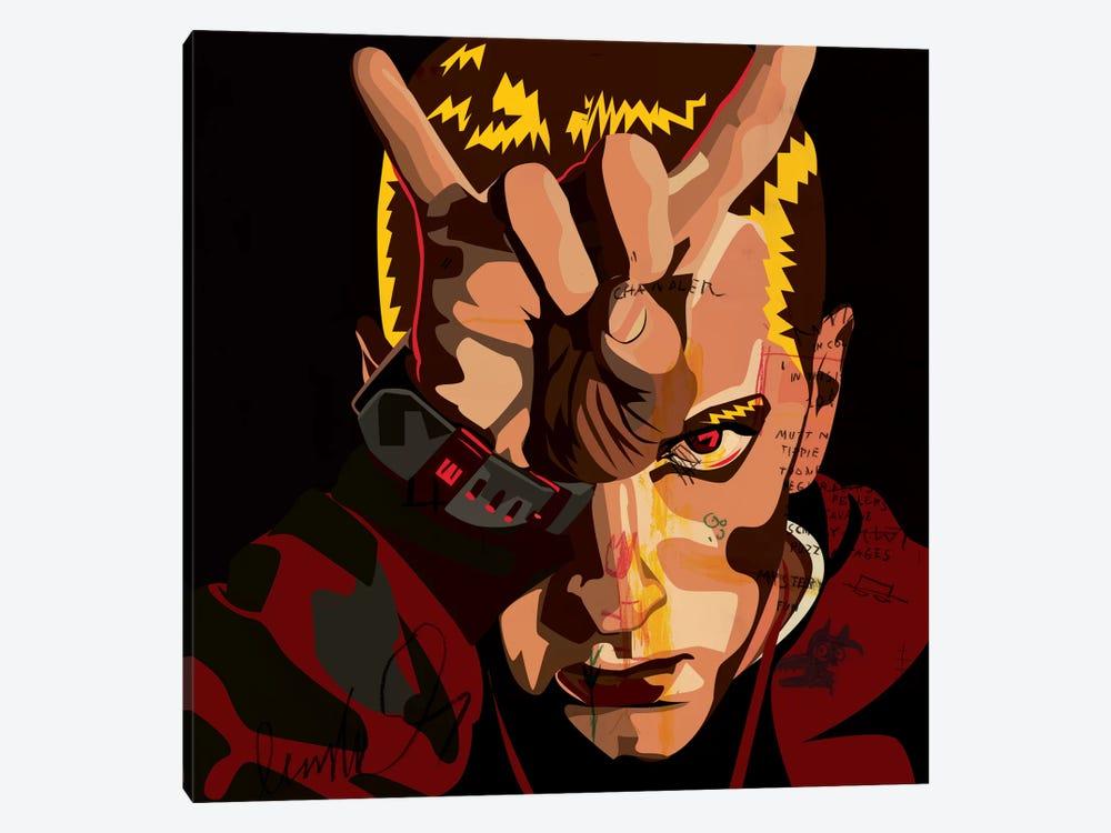Eminem by Dai Chris Art 1-piece Canvas Print