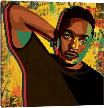 Kendrick Canvas Print #DCA51