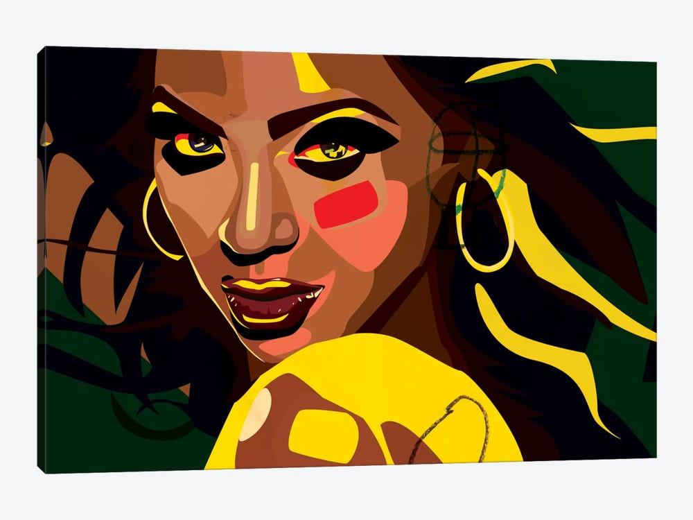 Beyonce by Dai Chris Art 1-piece Canvas Art Print