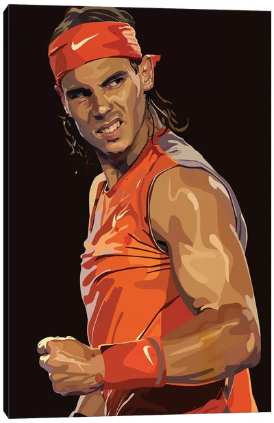 Nadal II Canvas Art Print
