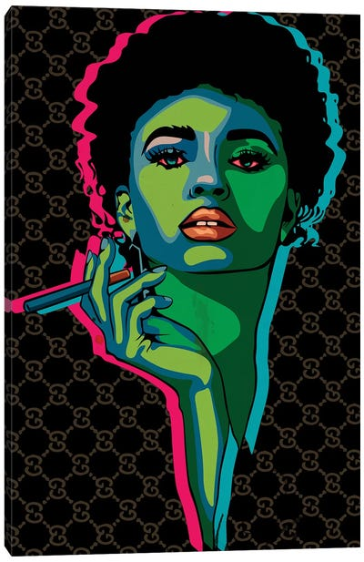 Ashlee Blake VI Canvas Art Print