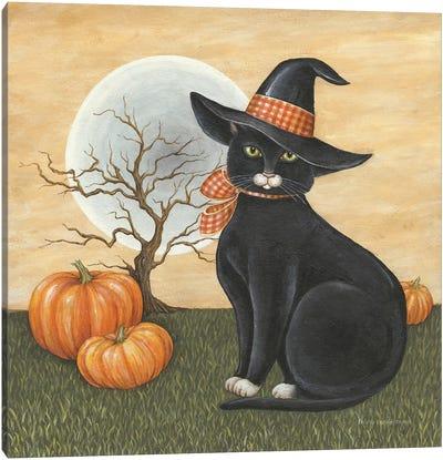 Pretty Kitty Canvas Art Print