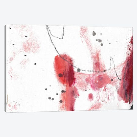 Alex Calder Modern I Canvas Print #DCH106} by Deb Chaney Canvas Art
