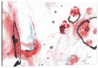 Alex Calder Modern III Canvas Art Print