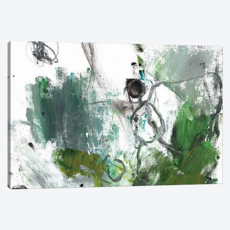 Alex Calder Green III Canvas Print #DCH109} by Deb Chaney Canvas Print