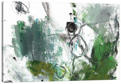 Alex Calder Green III Canvas Art Print