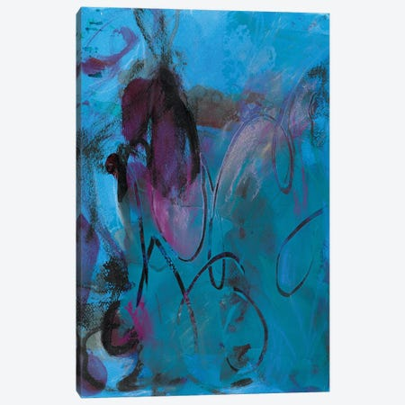 I Am In Such A Good Mood Canvas Print #DCH138} by Deb Chaney Canvas Artwork