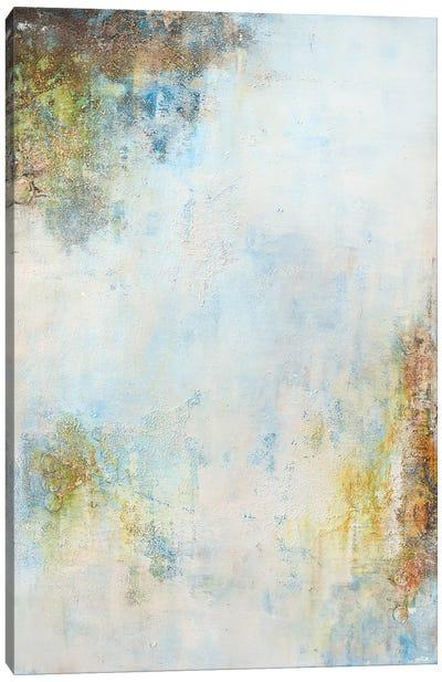 Content A Canvas Art Print