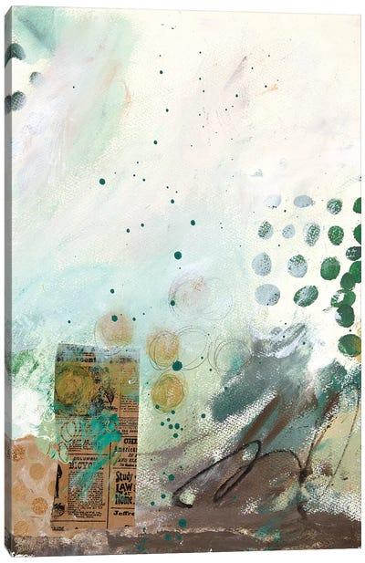 123 Look At Me I (Little Gem Series) Canvas Art Print