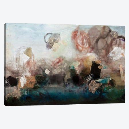 Embrace The Mess Canvas Print #DCH21} by Deb Chaney Art Print
