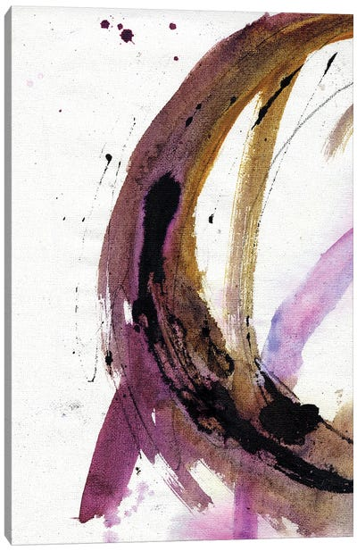 Free To Flow III Canvas Art Print