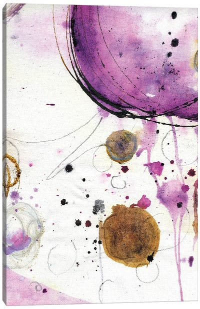Free To Flow VIII Canvas Art Print