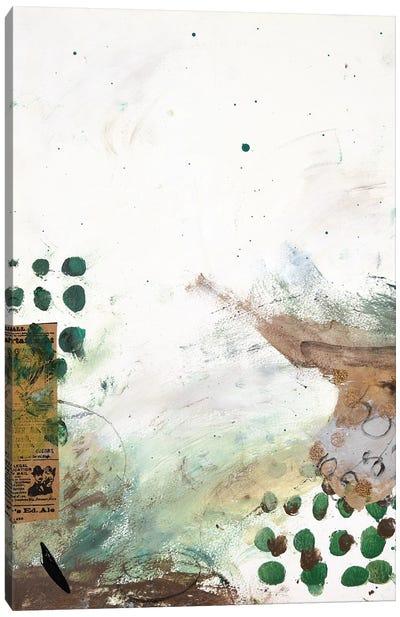 123 Look At Me II (Little Gem Series) Canvas Art Print