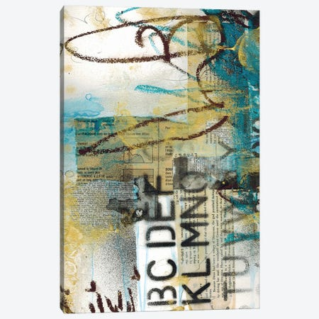 IBLCL I Canvas Print #DCH32} by Deb Chaney Canvas Wall Art