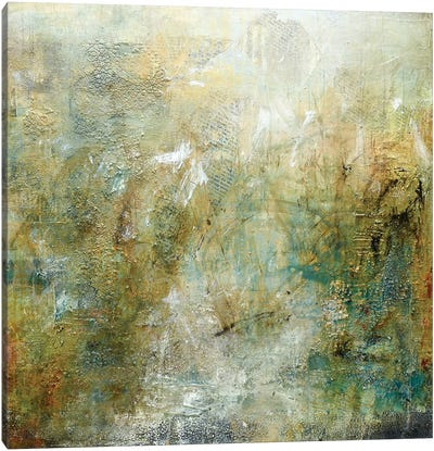 Ignore Reality Canvas Art Print