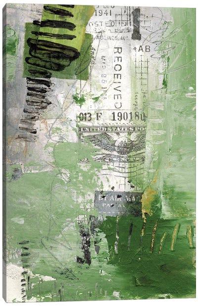 Received Canvas Art Print