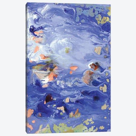 Atlantis Did Exist (Little Gem Series) Canvas Print #DCH5} by Deb Chaney Canvas Art