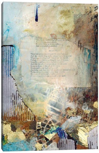 The Lost Poem Canvas Art Print