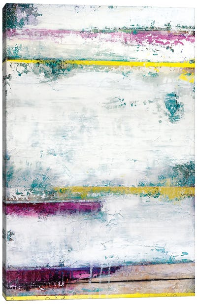 Uncommon Lines Canvas Art Print