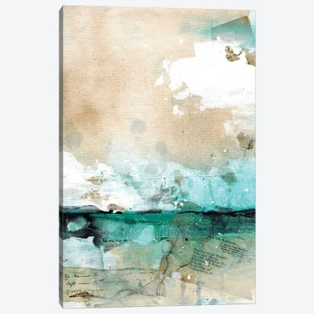 Belindas Painting Canvas Print #DCH6} by Deb Chaney Canvas Artwork