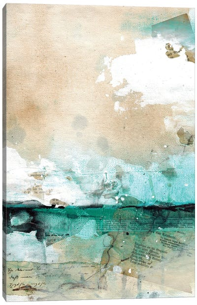 Belindas Painting Canvas Art Print