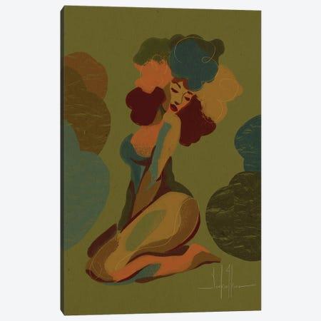 Fall Into Place Canvas Print #DCJ13} by David Coleman Jr. Canvas Art