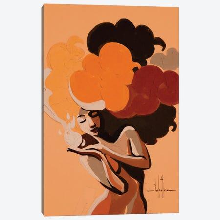 Find Your Flame Canvas Print #DCJ14} by David Coleman Jr. Canvas Print
