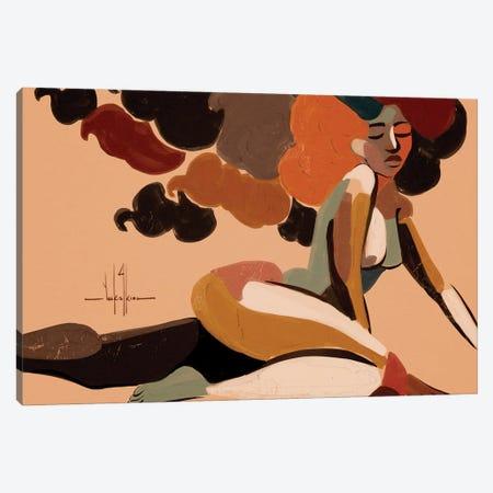 For Self Canvas Print #DCJ17} by David Coleman Jr. Art Print
