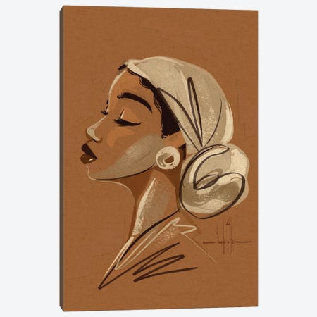 Bold Canvas Print #DCJ1} by David Coleman Jr. Canvas Art Print