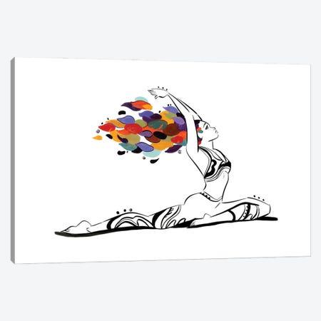 Release Canvas Print #DCJ31} by David Coleman Jr. Canvas Art