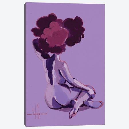 Rose Canvas Print #DCJ32} by David Coleman Jr. Canvas Art