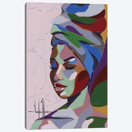 Solitude Canvas Print #DCJ39} by David Coleman Jr. Canvas Artwork