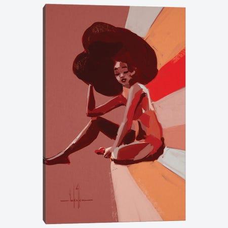 The Plot Twist Canvas Print #DCJ40} by David Coleman Jr. Art Print