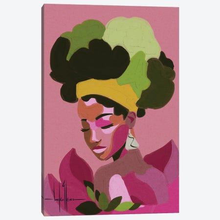 Berry Smoothie Canvas Print #DCJ5} by David Coleman Jr. Canvas Artwork