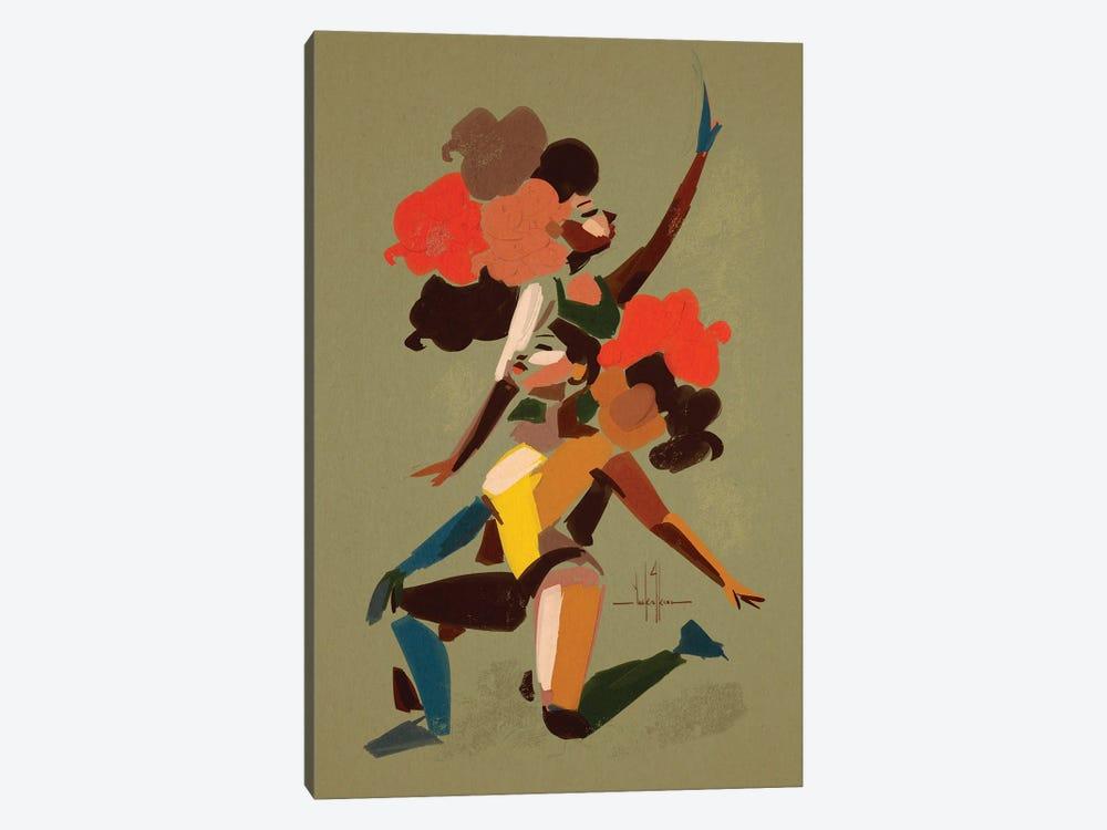Define Your Goals by David Coleman Jr. 1-piece Canvas Print