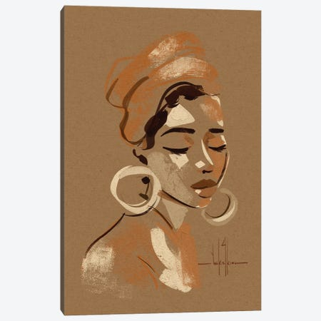 Brilliant Canvas Print #DCJ7} by David Coleman Jr. Canvas Artwork