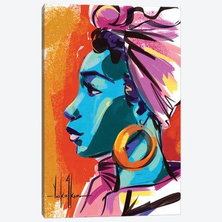 Control Canvas Print #DCJ9} by David Coleman Jr. Art Print